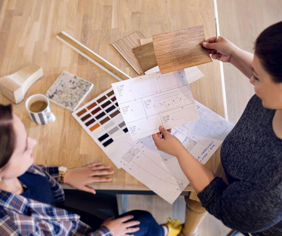 Projektowanie i produkcja mebli